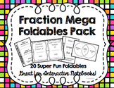 Fractions Foldables