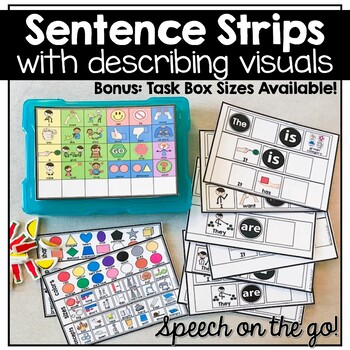 Mega Language and Articulation Visuals for Speech Therapy