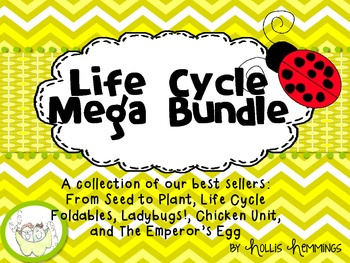Mega Life Cycle Bundle for the Common Core
