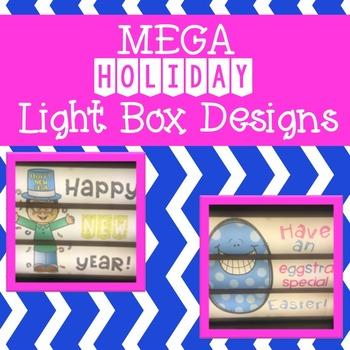 Mega Light Box Holiday Pack