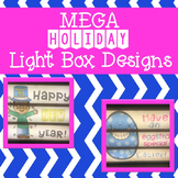 Mega Light Box Holiday Pack