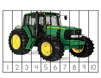 Mega Machine Number Puzzles