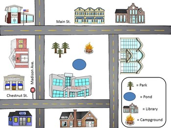 Mega Map Skills and Geography Bundle