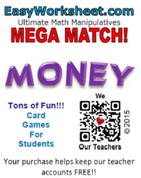 Mega Match - Money