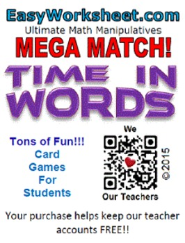 Mega Match - Time In Words