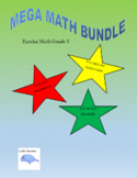 Mega Math Bundle -Eureka Math Grade 3