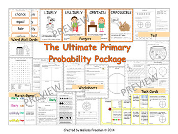 Primary Math Bundle