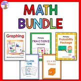 Primary Math Bundle