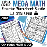 Place Value Worksheets   Number Sense Activities   First G