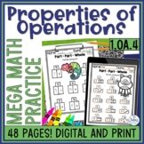 Digital Properties of Operations Google Slides™ Mega Math