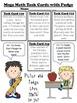 Mega Math Task Cards for Fudge-a-mania