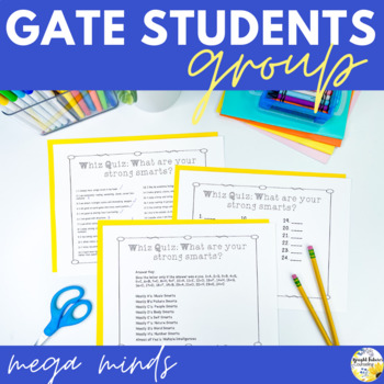 GATE Students Counseling Group - Mega Minds