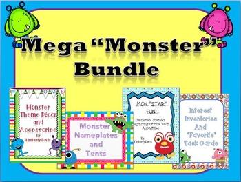 Mega Monster Bundle