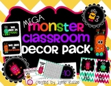 Mega Monster Classroom Decor Pack