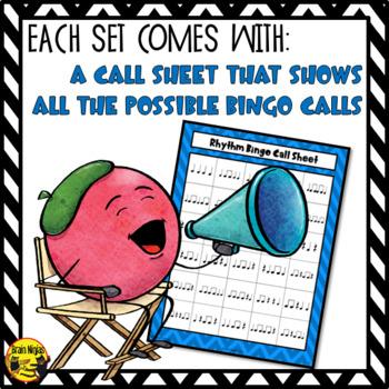 Music Bundle Bingo Games