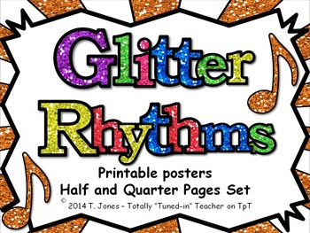 Mega Music Glitter Bundle