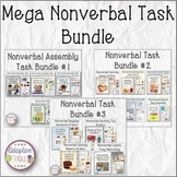 Mega Nonverbal Task Bundle #1