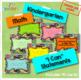 Mega Pack 'I Can' Statements-Kindergarten-Common Core