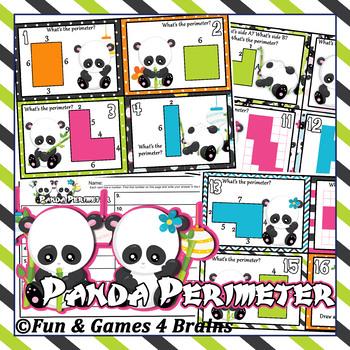 Mega Panda Bundle! MTH Novel Unit, Nonfiction task cards, 3 math task card sets