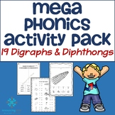 Mega Phonics Activity Pack