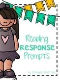 Mega Reading Response Prompts (Fiction)