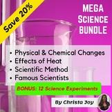 Mega Science BUNDLE for Special Education