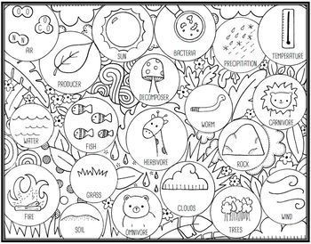 Mega Seek & Sort Doodle Pages Bundle