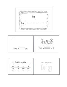 Mega Sight Word Bundle - Read, Write, Find, Color!