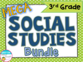 Mega Social Studies Unit Bundle