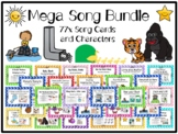 Mega Song Bundle 77x Cards and Characters