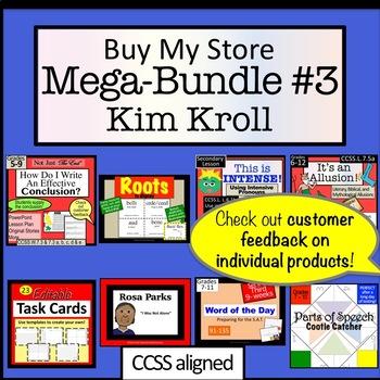 Mega Store Bundle #3