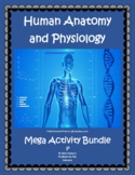 Ultimate Human Anatomy & Physiology Bundle of Essential Activities