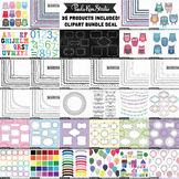 Starter Clipart Bundle