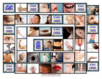 Mega Vocabulary Board Game Pack Game Bundle