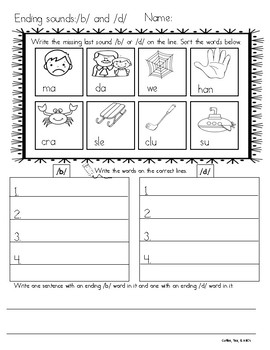 Mega Word and Spelling Sorts with Pictures