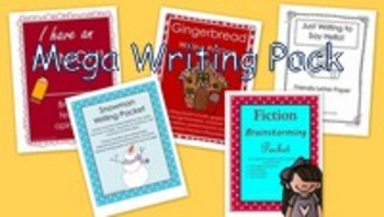 Mega Writing Pack