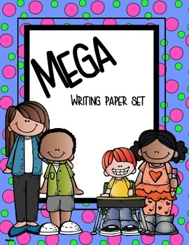 Mega Writing Paper Pack