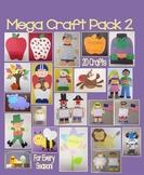Mega Year Long Craft Pack 2 - 20 Crafts!