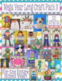 Mega Year Long Craft Pack 3 - 20 Craft Bundle