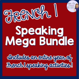 French speaking Mega-bundle for beginners