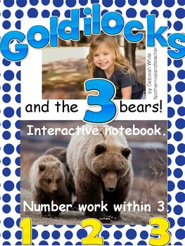 #twosunnydeals Bears: 3 interactive booklets! Includes QR codes. 3 subjects!