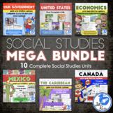 MegaBundle: Regions, Economics, Government & More for 3rd