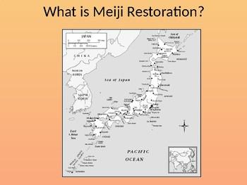 Meiji Restoration Powerpoint
