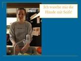 Mein Alltag: A Reflexive Verbs Project