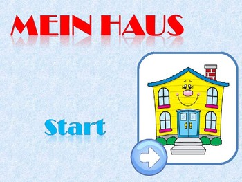 Mein Haus / Wo ich wohne / Bei mir / Zimmer / My house / Where I live / Rooms