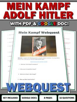 Download Lesson Plans Mein Kampf English Edition - Pdf ...