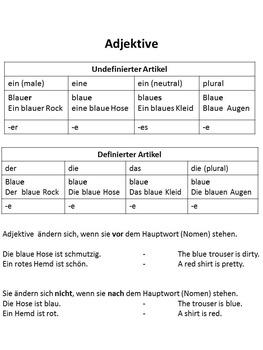 Meine Farben und Ich - My colours and me (german)