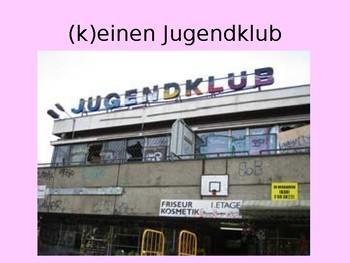 Meine Stadt / Mein Wohnort / My town / My area