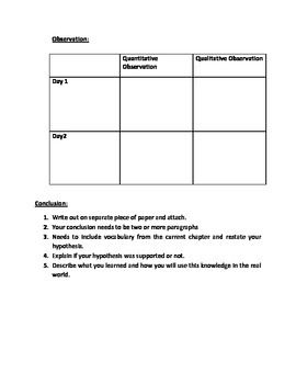 Osmosis Investigation Planner