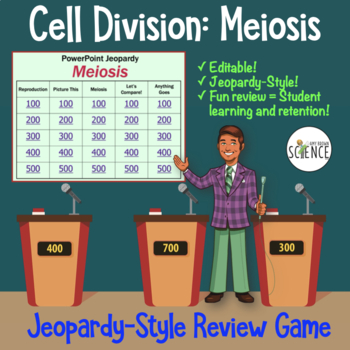 Meiosis Jeopardy Review Game (Powerpoint Jeopardy) by Amy ...